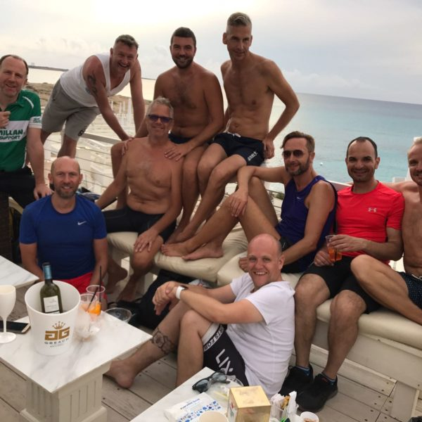 G Beach Puglia Gay Bike Tour