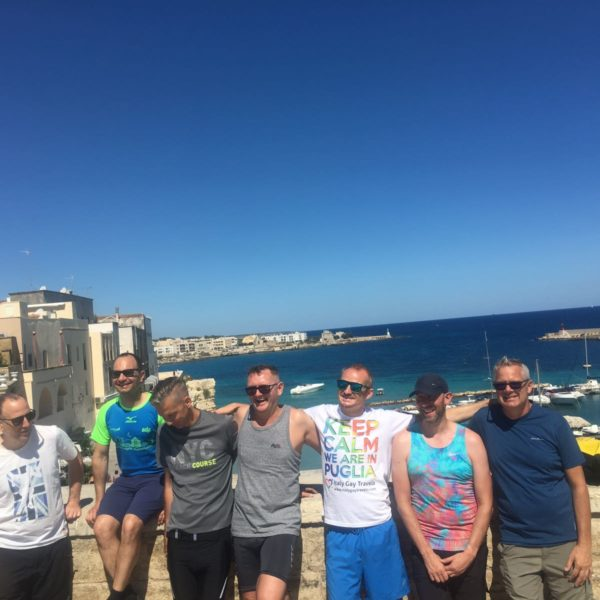 Gay Bike Tour Otranto
