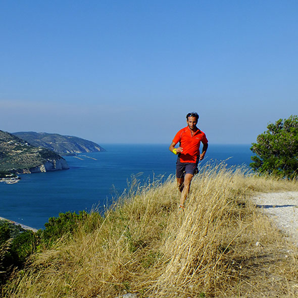 Gay Running and Hiking Tour
