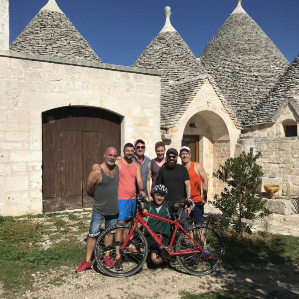 Gay Yoga Holiday Bike Trip