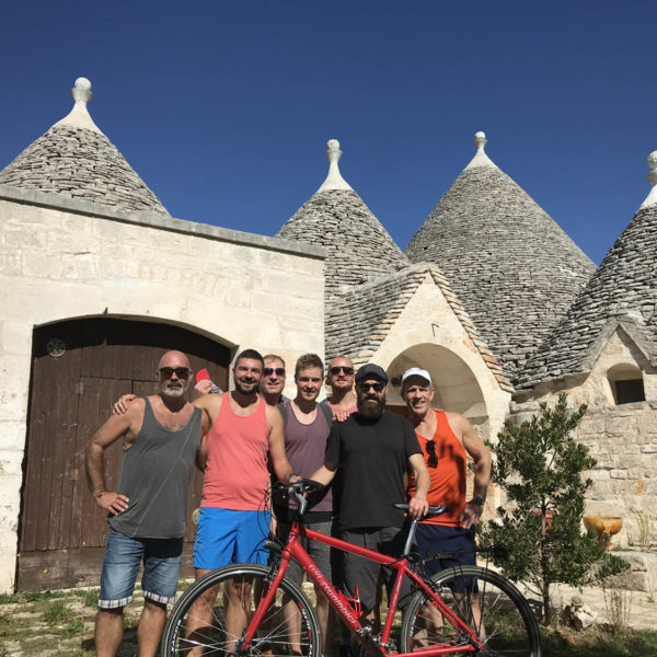 Gay Yoga Retreat Bike Trip