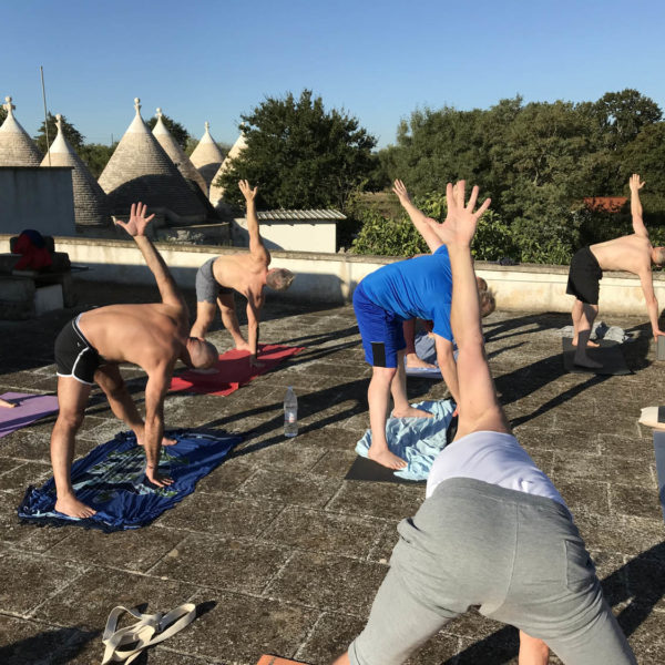 Gay Yoga Retreat Triangle