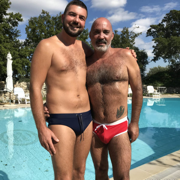 Gay Yoga Retreat by the Pool