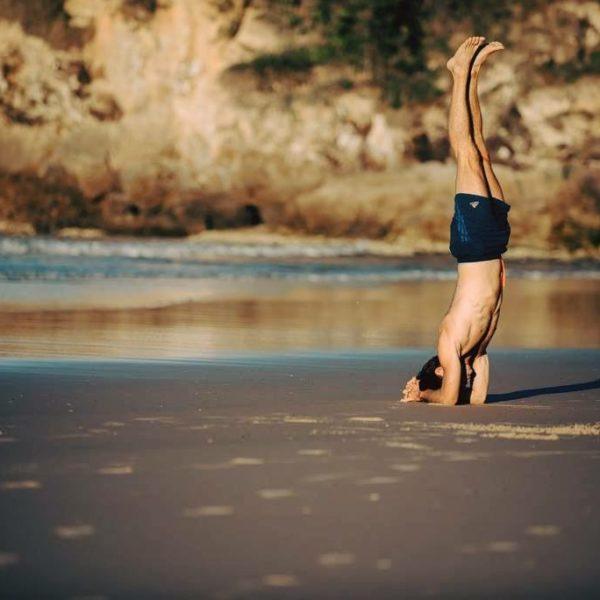 Gay Yoga Instructor Puglia