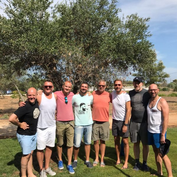 Olive Groves Gay Bike Tour
