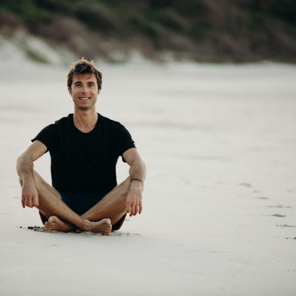 Gay Yoga Instructor Riccardo