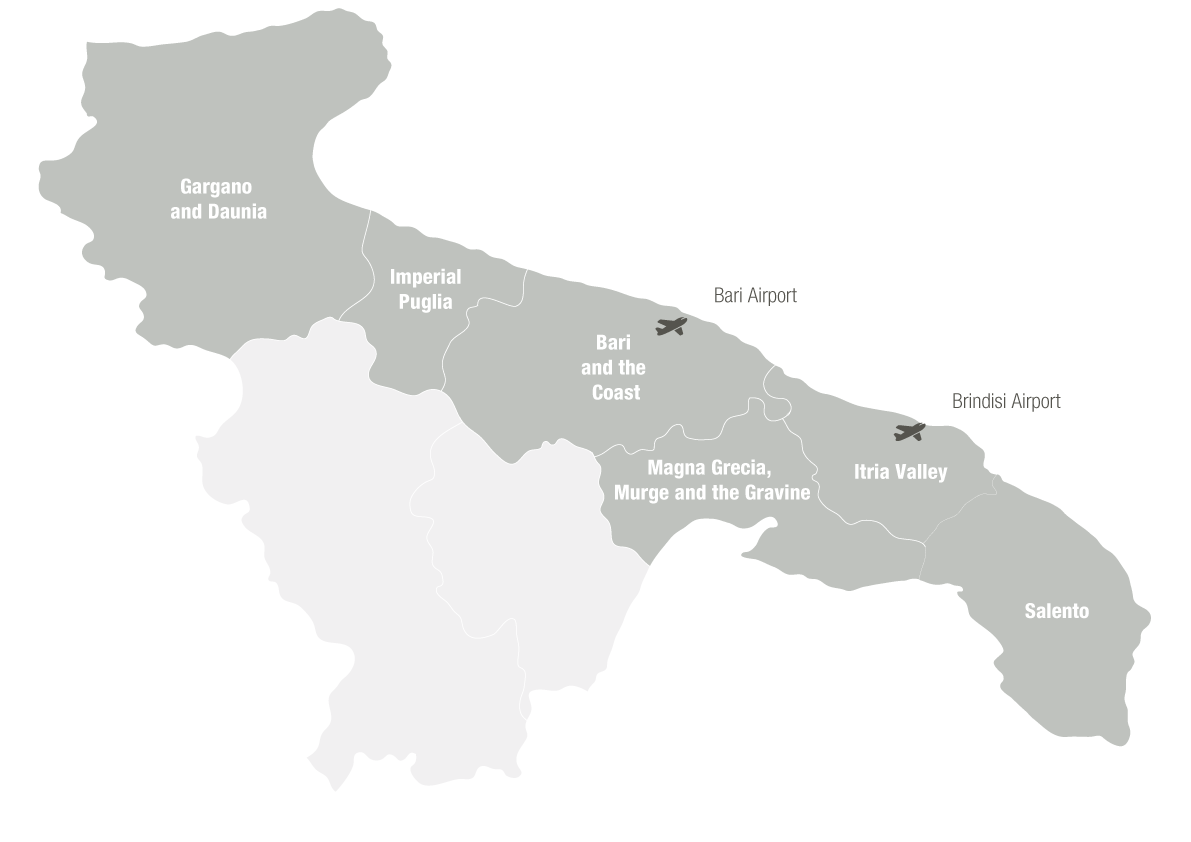 Map Of Italy Puglia Region.Discover Puglia Italy Gay Travels Your One Stop Guide To Puglia