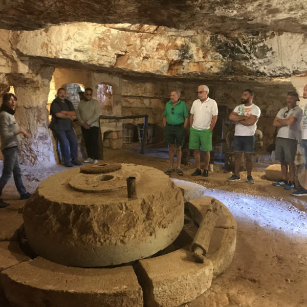Gay Foodies Tour ancient mill