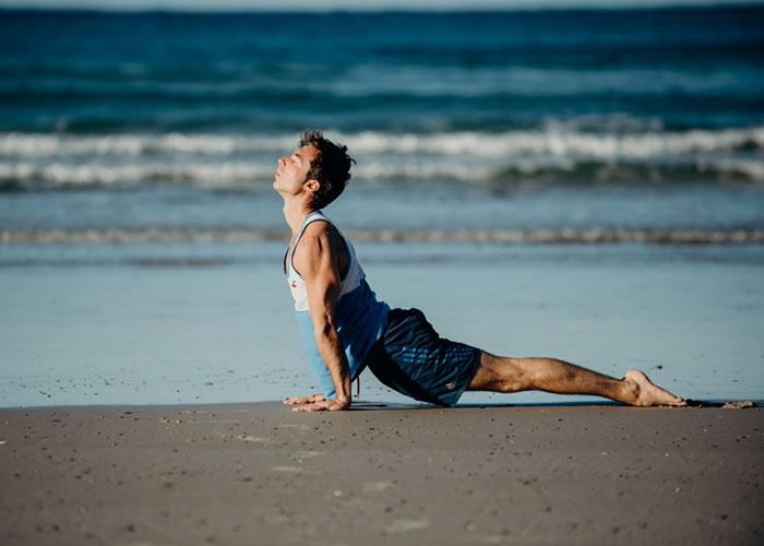Italy Gay Yoga Instructor Italy