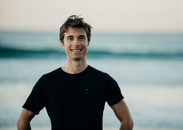 Riccardo Gay Yoga Instructor Italy
