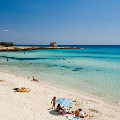 Porto Cesareo Puglia Italy