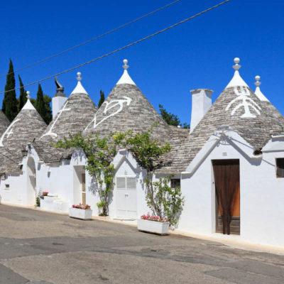Alberobello Trulli Village Puglia Italy