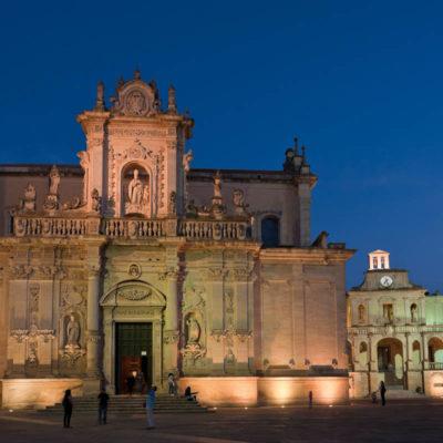 Cathedral of Lecce, Puglia, Italy