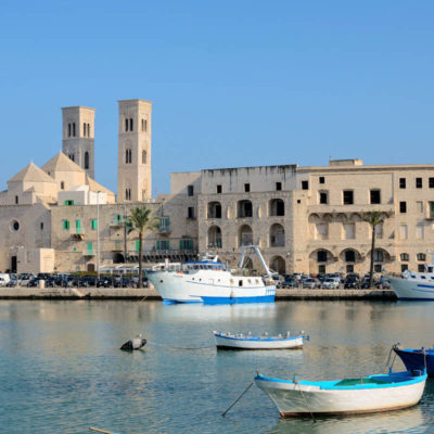 Bari and the Coast of Puglia, discovery Italy with Italy Gay Travels