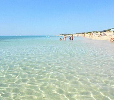 Campo Marino beach