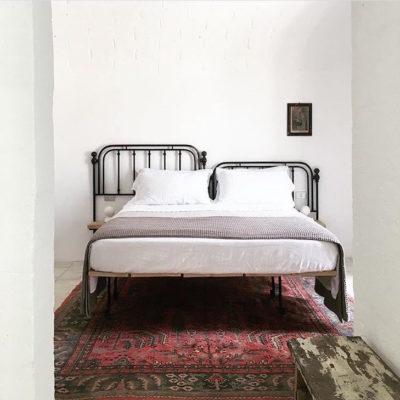 Bedroom 2 Masseria Moroseta