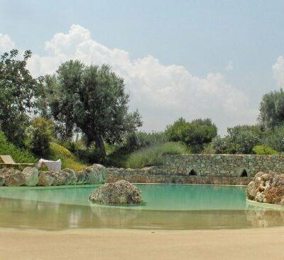 Borgo San Marco Swimming pool 1