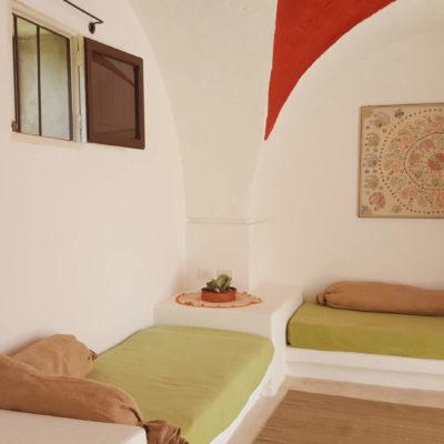 Borgo San Marco living room