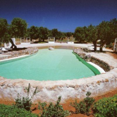 Borgo San Marco swimming pool
