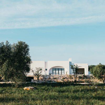 Fields Masseria Moroseta