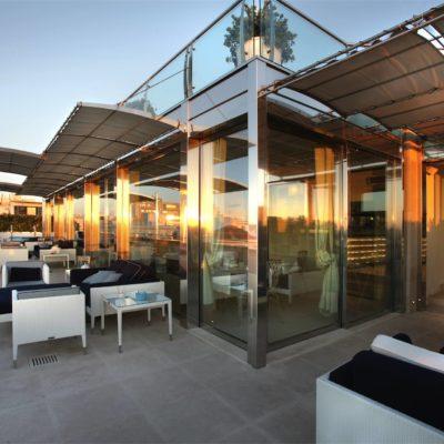 Hotel Palazzo Del Corso rooftop