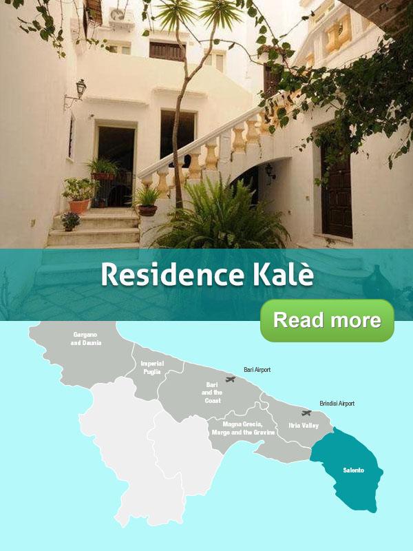 Residence Kalè Gay Accommodation Italy