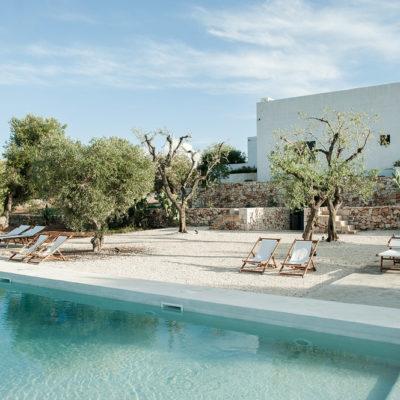 Swimming Pool Masseria Moroseta