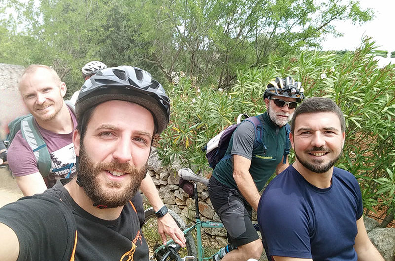 Bike Tour Holiday in Italy
