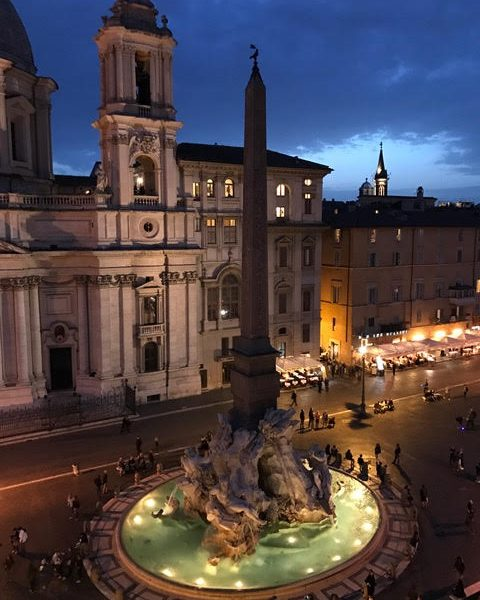 Discover Rome Piazza Navona