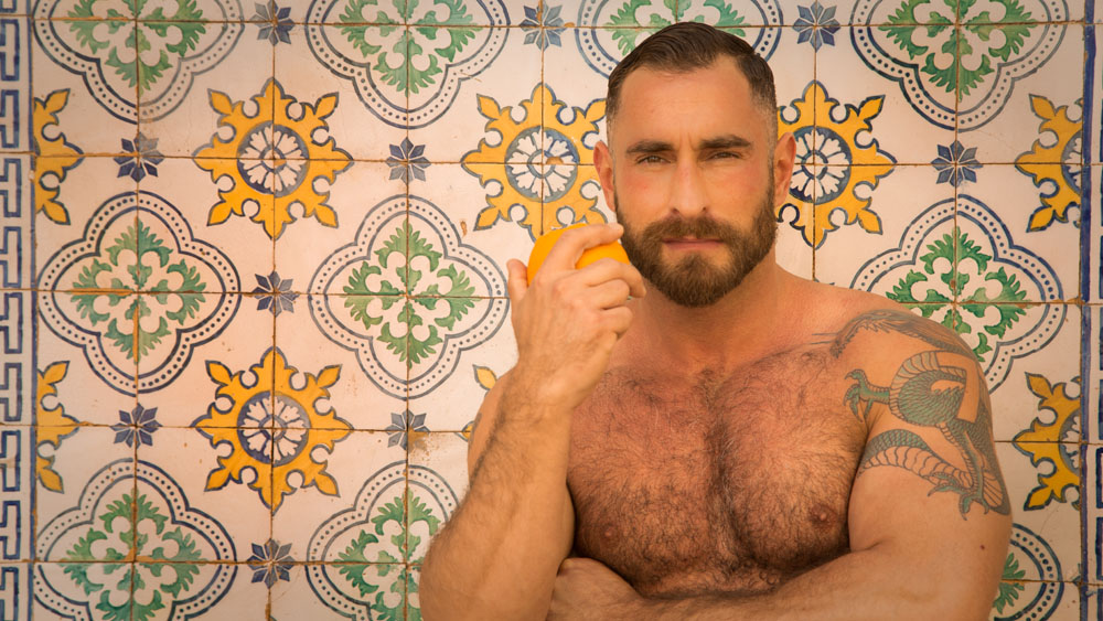 Gay chat Bearded bear