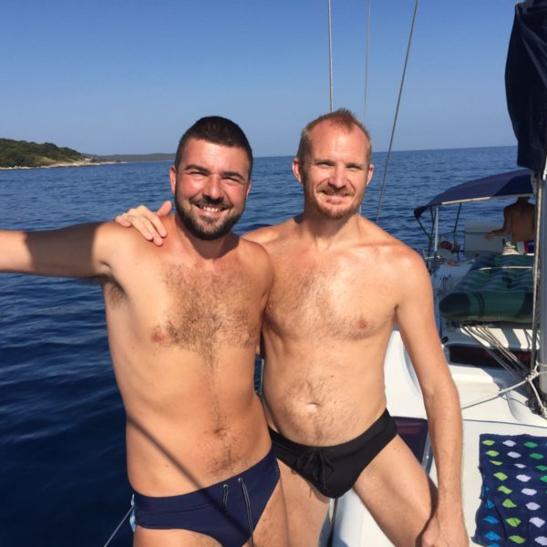 Mykonos Gay Sailing Cruise