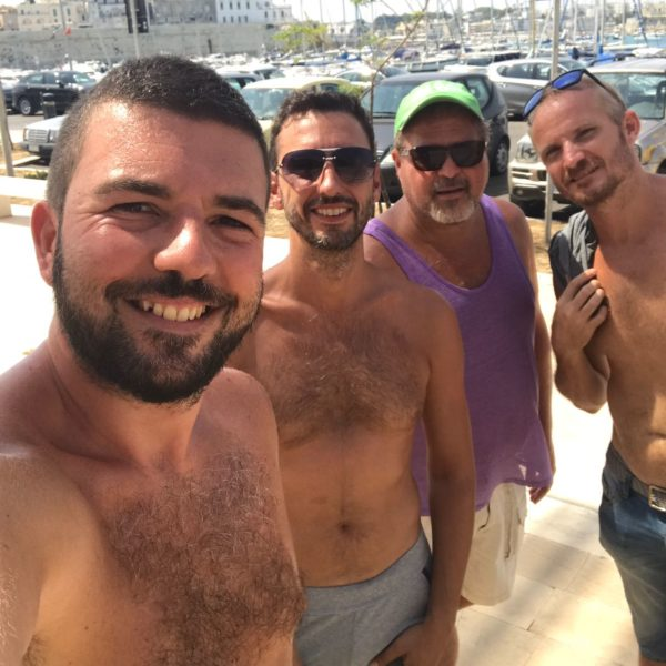 All gay sailing, boarding in Otranto