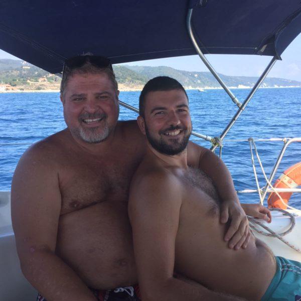 Boys just want to have fun gay sailing