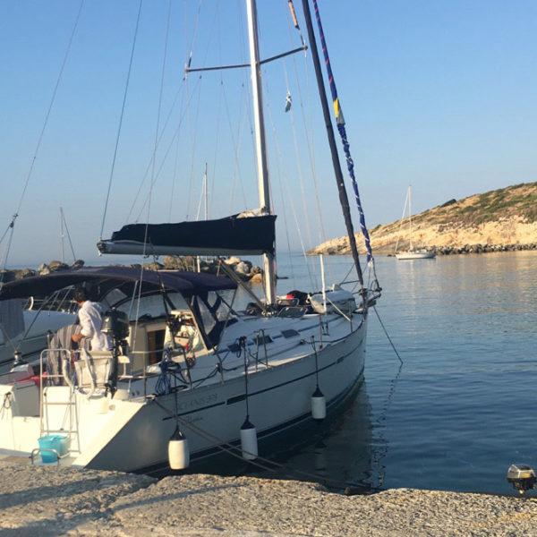 Gay Sailing boat