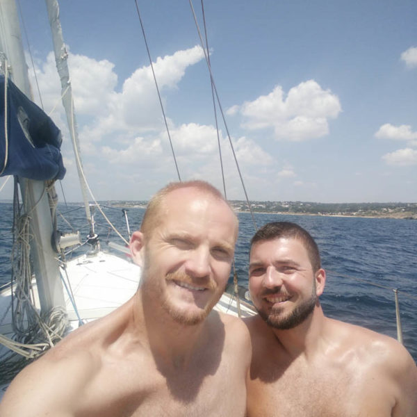 Gay Sailing hosts