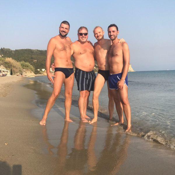 Greek Islands fun