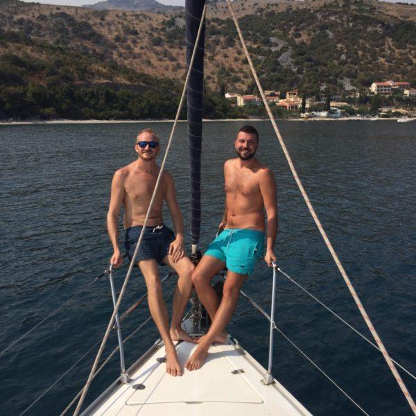 Island bound! All Gay Sailing