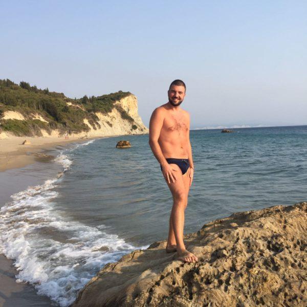 Othonoi Greek Island fun