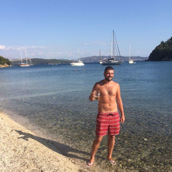 Paradise! All Gay Sailing Cruise