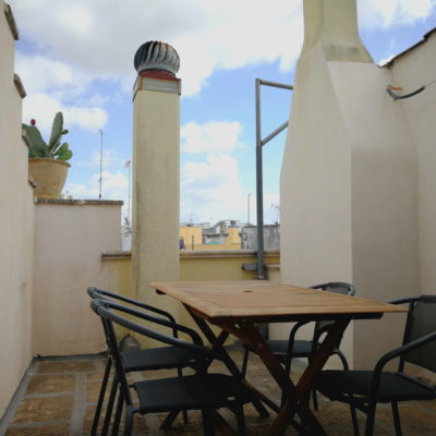 Pride of Salento Gay Guesthouse Terrace
