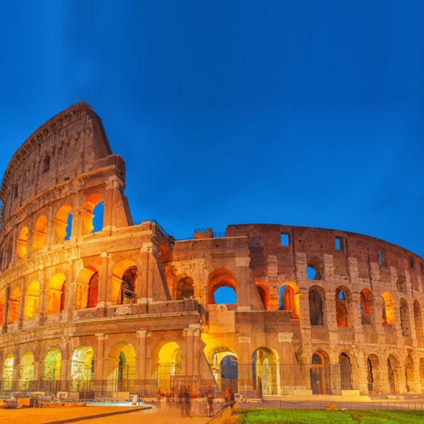 Gay Capitals Italy Rome