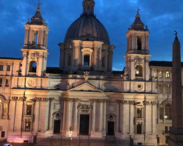 Gay Capitals Italy Rome history