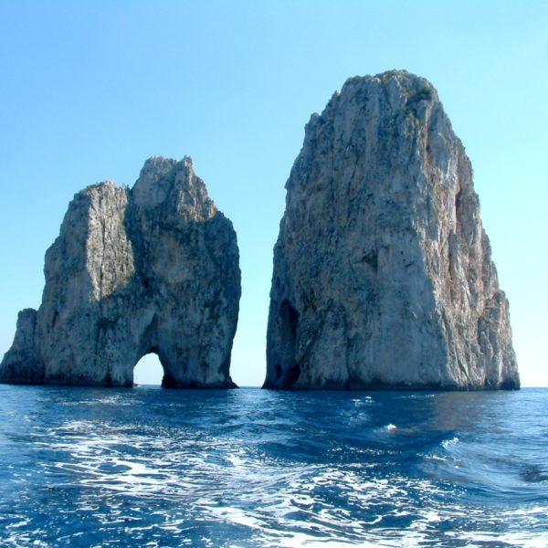 Gay Naples Capri Faraglioni
