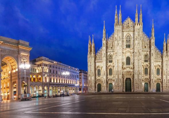Gay Opera Tour Milan Duomo