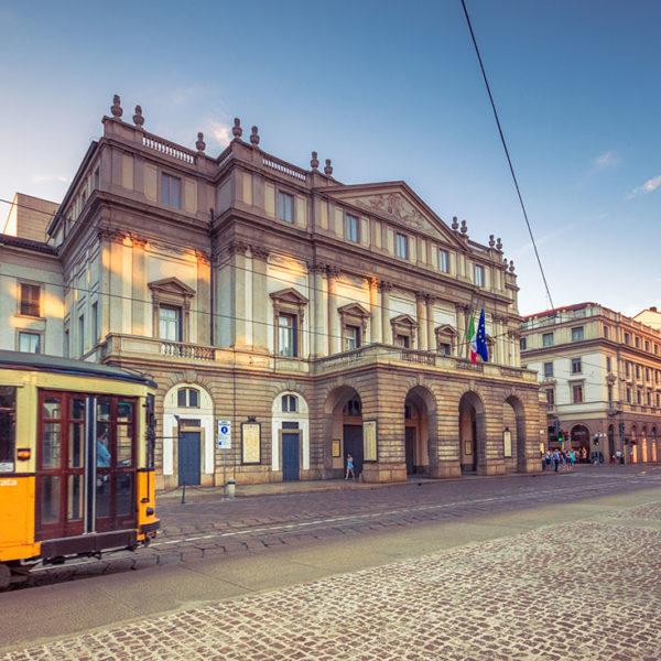 Gay Opera Tour Milano Scala