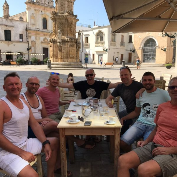 Gay Salento Food Tour Nardo