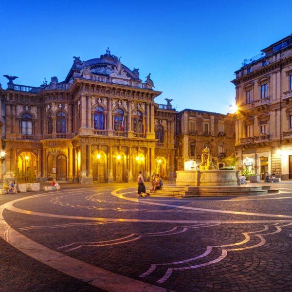 Gay Sicily Catania Centre