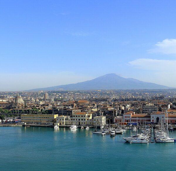 Gay Sicily Mount Etna