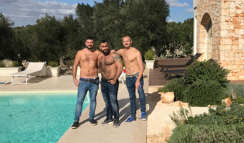Luxury Gay Salento Food and Wine Tour main image
