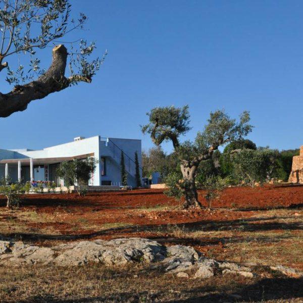 private secluded villa